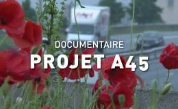 Court Métrage Documentaire Juliette Bonnet : Projet A45